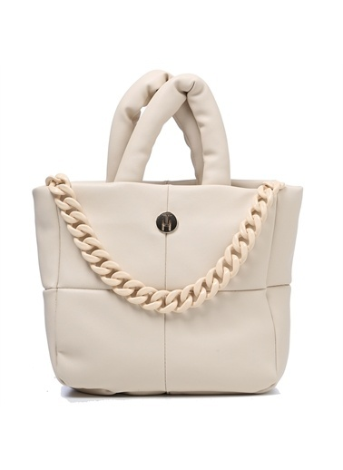 TH Bags   Kadın Çapraz Çanta Th070900  Krem